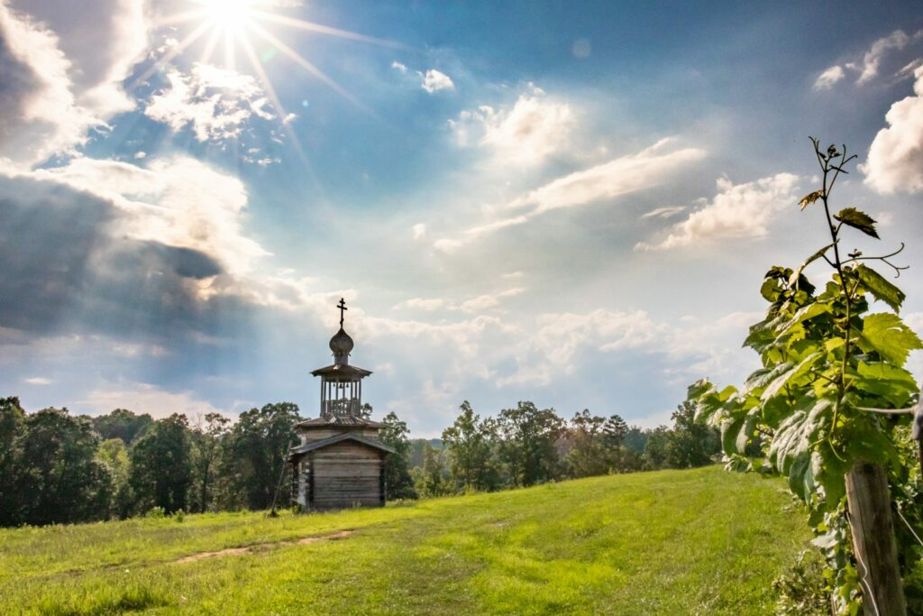 Russian Chapel Hills Winery