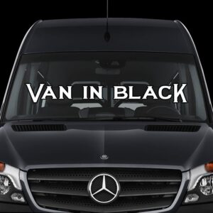 The Van in Black