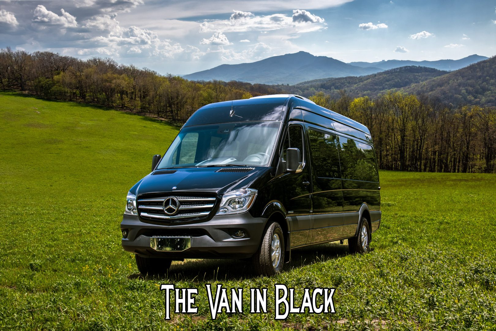 Van in Black