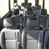 Van in Black (14 passenger van)