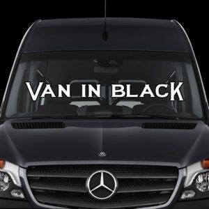 The Van in Black