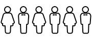 6 Passengers