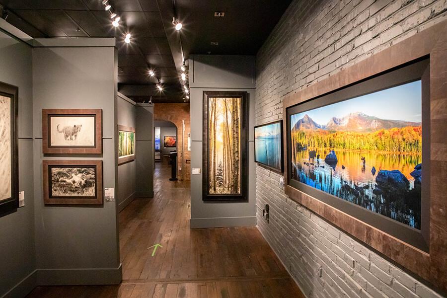 Benjamin Walls Gallery & Wine Bar
