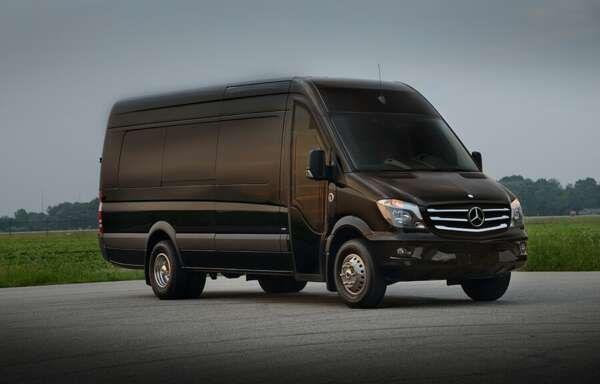 Luxury 14 Van