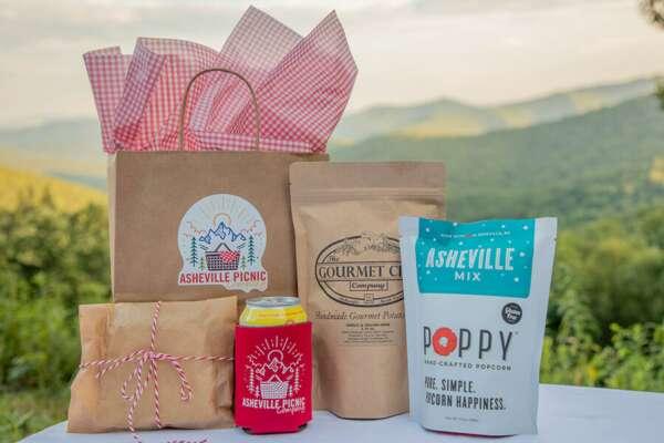 Asheville Picnic Company Market Bag